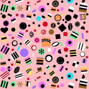 Licorice Scatter