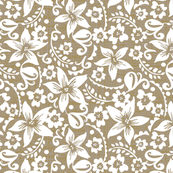 Neutral floral-small