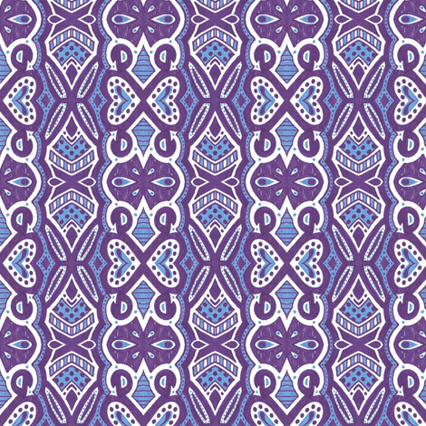 Mercyville fabric by siya on Spoonflower - custom fabric