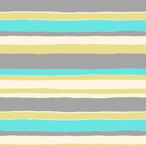 Painted Stripe (blue)