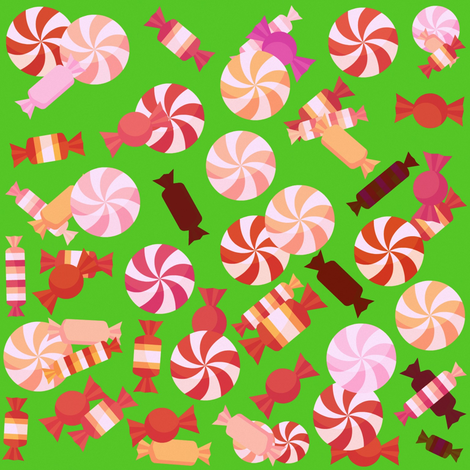 candy2 fabric by jnifr on Spoonflower - custom fabric