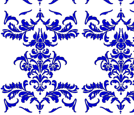 Damask3 fabric by rocco524 on Spoonflower - custom fabric