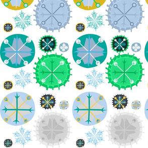 *Snowflakes*