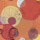 fruityCircles-orange-Rep