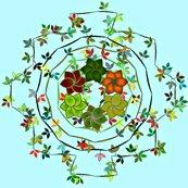 Rrdaisy_chain_floral_on_aqua_shop_thumb