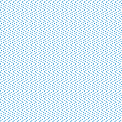 mini chevron blue on white fabric by ravynka on Spoonflower - custom fabric