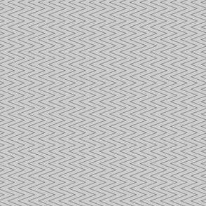 mini chevron grays
