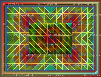 triangle graph paper