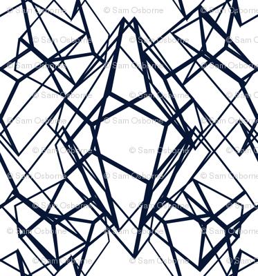 Geo Ornamentals Sketch Large
