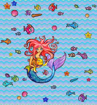 Happy under the sea 2