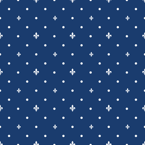 Quebec fabric by boeingbleu on Spoonflower - custom fabric