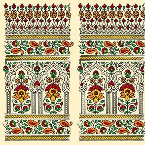 Taj Mahal Paisley