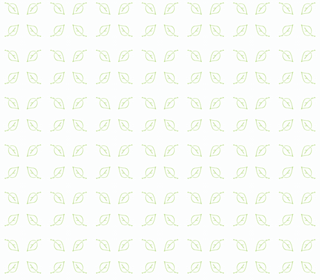 leaf green fabric by kerrysteele on Spoonflower - custom fabric