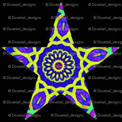 STARS 7- Ornaments