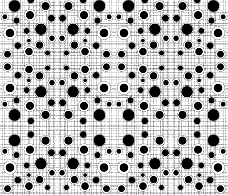 Polka-Plaid fabric by flyingfish on Spoonflower - custom fabric