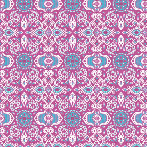 Copley fabric by siya on Spoonflower - custom fabric