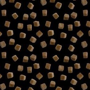 sweets - liquorish dice