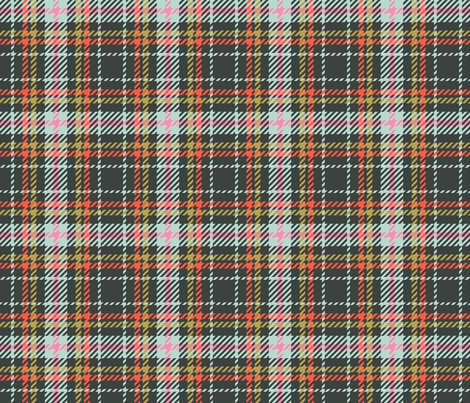 Plaid19 fabric by bearon on Spoonflower - custom fabric