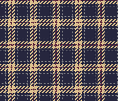 Plaid17 fabric by bearon on Spoonflower - custom fabric