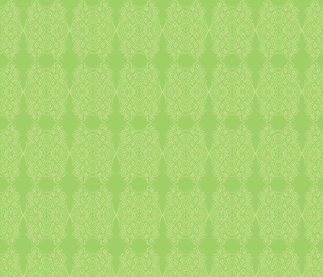 zip-lemon lime fabric by kcs on Spoonflower - custom fabric