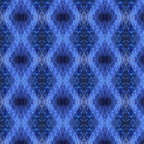 An Indigo Shibori Stitch in Time