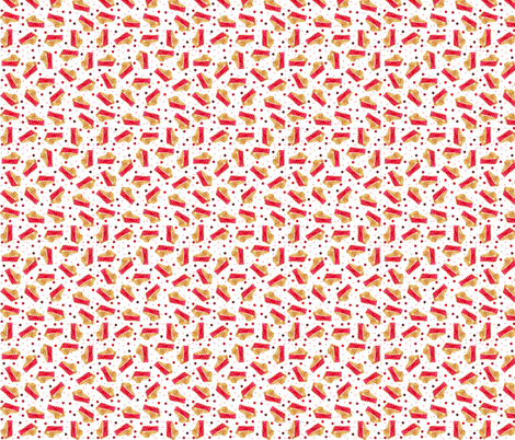 Cheery Cherry  fabric by graceful on Spoonflower - custom fabric