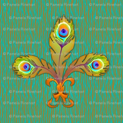 peacock_fleurdeli2_bronze-ed