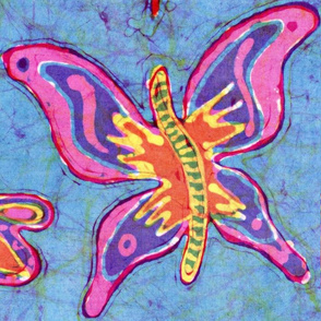 butterfly decal 2