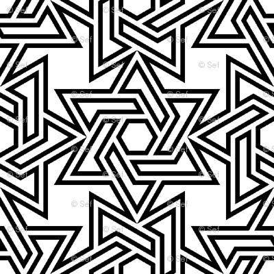 star of david - p4