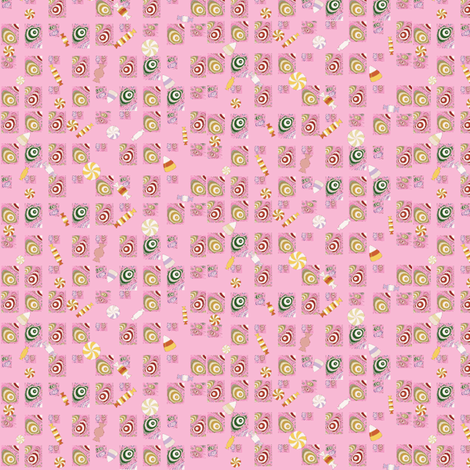 Candy Store fabric by mihaela_zaharia on Spoonflower - custom fabric