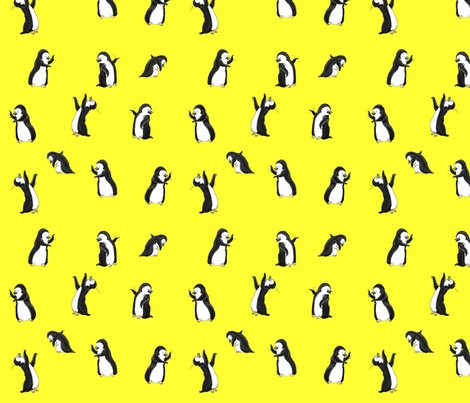Penguines_dancing-yellow_shop_preview