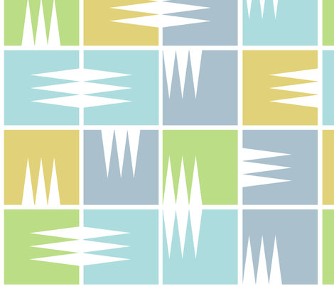 "Tell Me Another (20"") fabric by penina on Spoonflower - custom fabric"