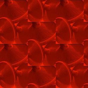 Red murshrooms