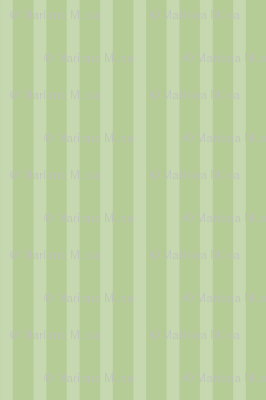Fall Tango green stripes