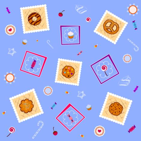 sweet-sweet fabric by jane_leforte on Spoonflower - custom fabric