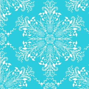 victorian Snowflakes