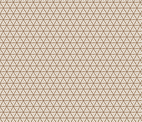 Geometric fabric by raindrop on Spoonflower - custom fabric