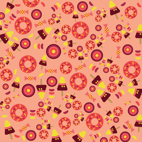 sweet_pattern-01 fabric by azaliamusa on Spoonflower - custom fabric