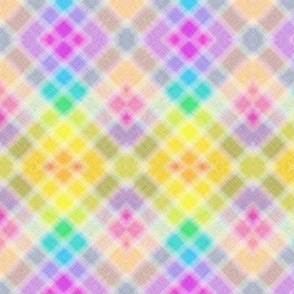 Pastel Argyle