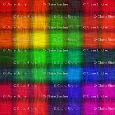 Rainbow Check