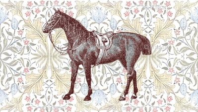 William Morris' Horse