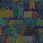 castle avenue night (small)