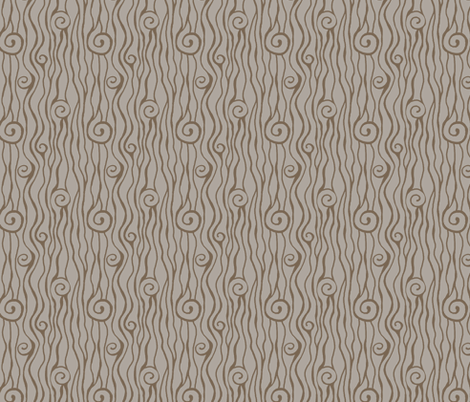 curly mushroom fabric by keweenawchris on Spoonflower - custom fabric