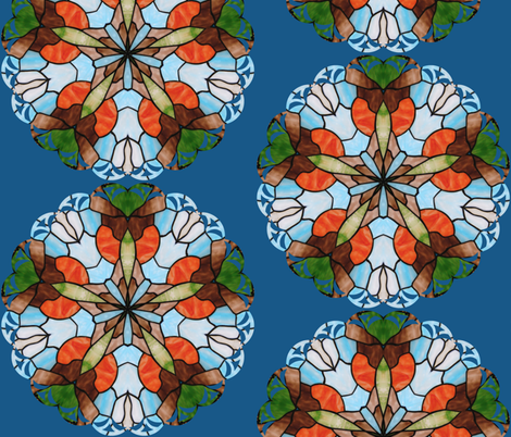 ArtGlass1 fabric by fantasycreations on Spoonflower - custom fabric