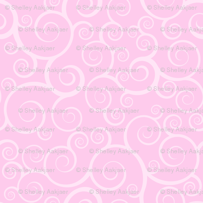 Sweetie Pie Background - Pink