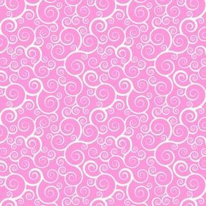 Sweetie Pie Swirl - Pink