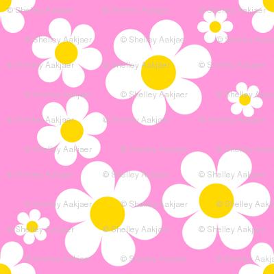 Sweetie Pie Daisy - Pink
