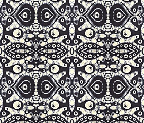 karen4 fabric by hooeybatiks on Spoonflower - custom fabric
