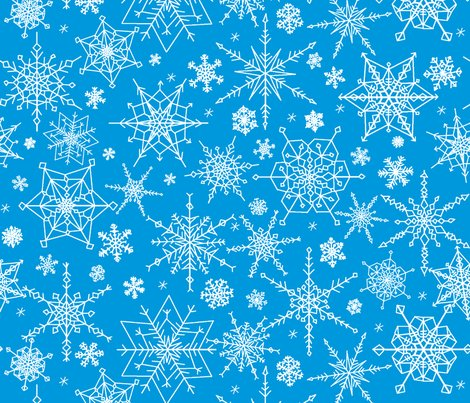 Rrrrrvll_mixed_snowflakes_on_medium_blue_shop_preview