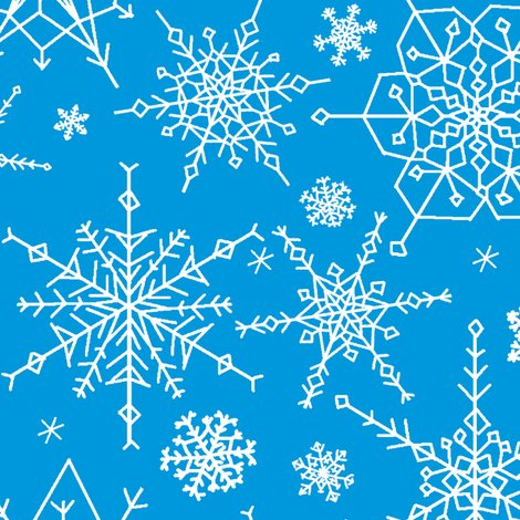 Rrrvll_mixed_snowflakes_on_medium_blue_shop_preview
